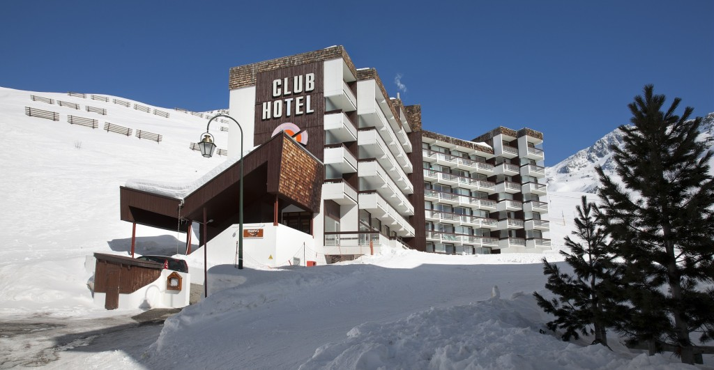 Résidence Clubhotel Gypaete Val Thorens (2)
