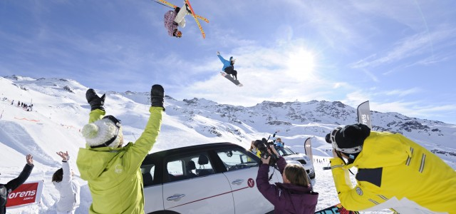 Val Thorens, the best ski resort in France