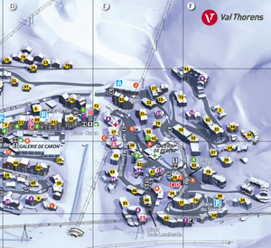 Plan de Val Thorens